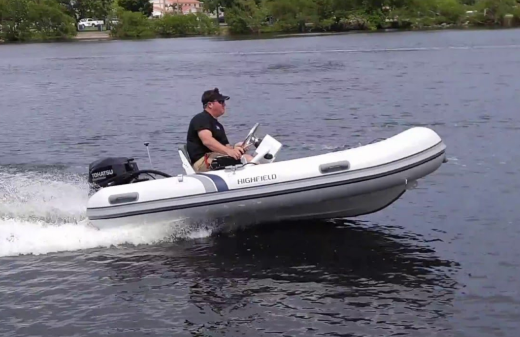 For Sale: 2018 Highfield Classic 380 Blt 12ft<br/>Co2 Inflatable Boats - Oakville