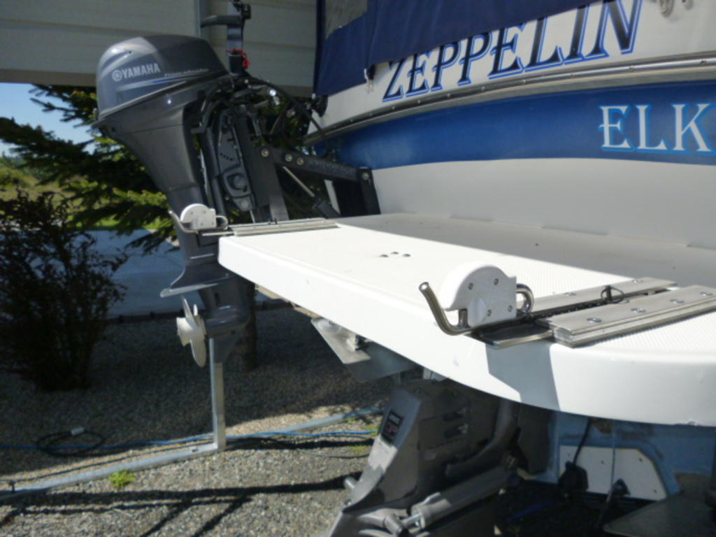 1999 Skagit Orca boat for sale, model of the boat is 27XLC & Image # 24 of 27