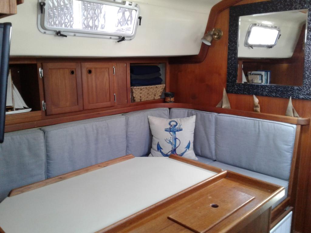 1986 Bayfield Yachts boat for sale, model of the boat is 36 & Image # 3 of 17