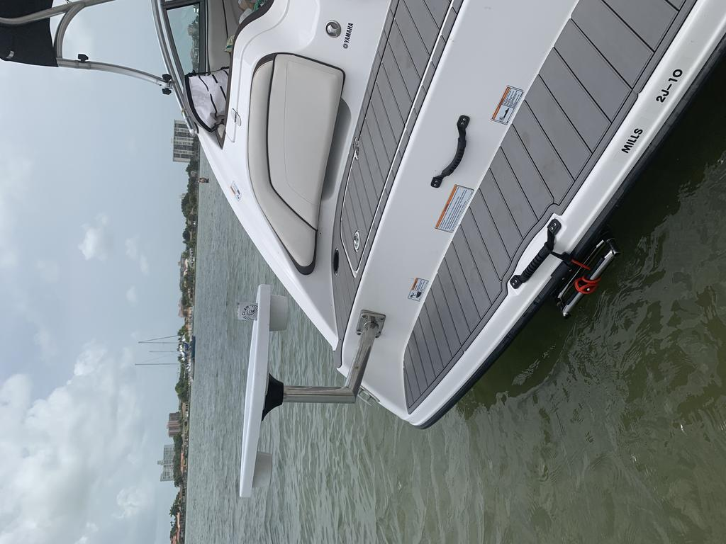 2013 Yamaha boat for sale, model of the boat is AR210 & Image # 7 of 10