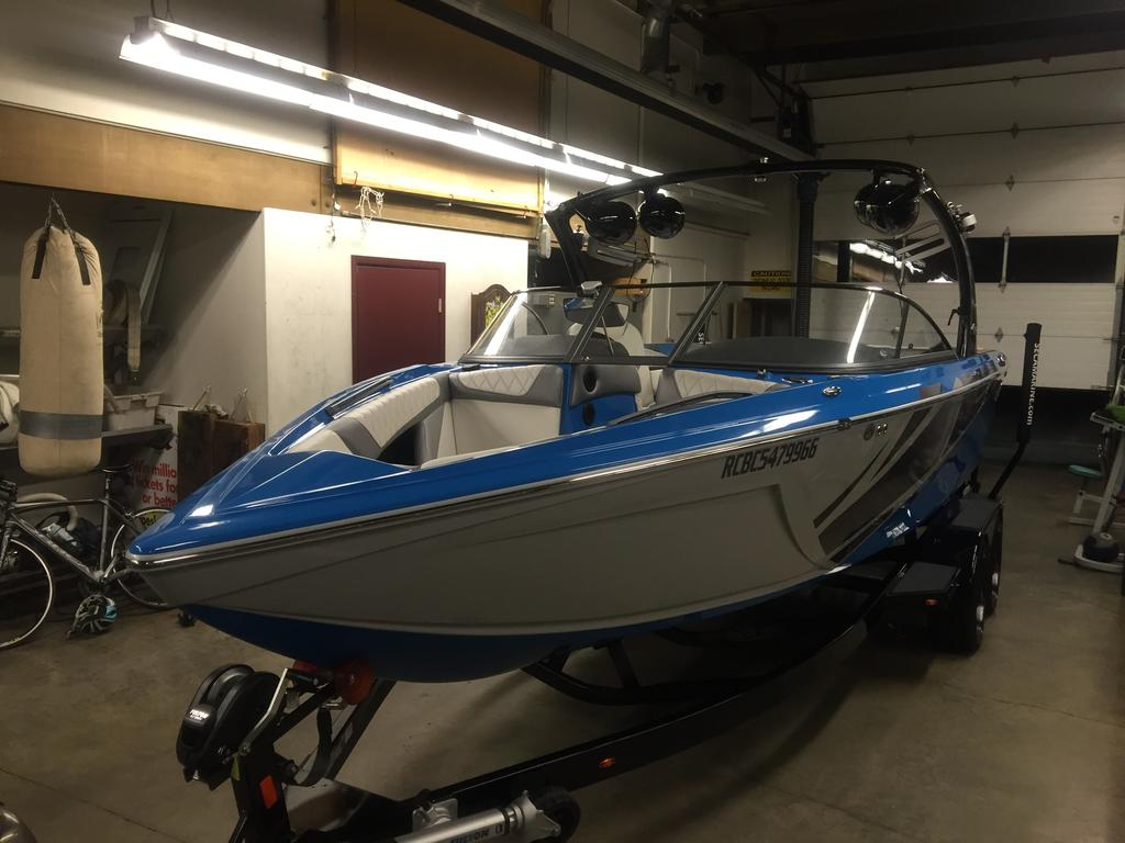 2016 Tige boat for sale, model of the boat is Z3 & Image # 2 of 6