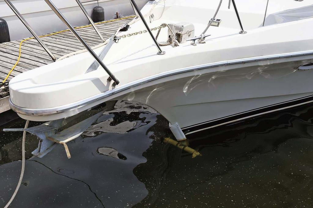 1988 Blue Water boat for sale, model of the boat is 47 COASTAL CRUISER & Image # 2 of 11