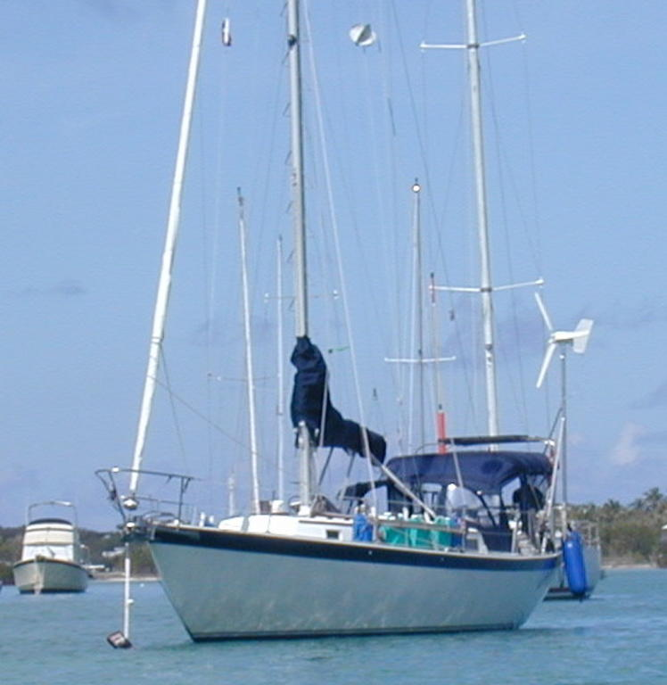 1985 Hinterhoeller boat for sale, model of the boat is Niagara 35 Encore & Image # 1 of 1