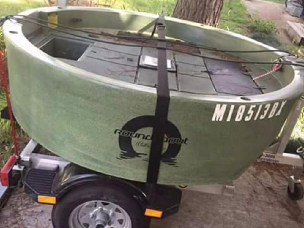2017 Roundabout Water Craft boat for sale, model of the boat is Roundabout & Image # 1 of 6