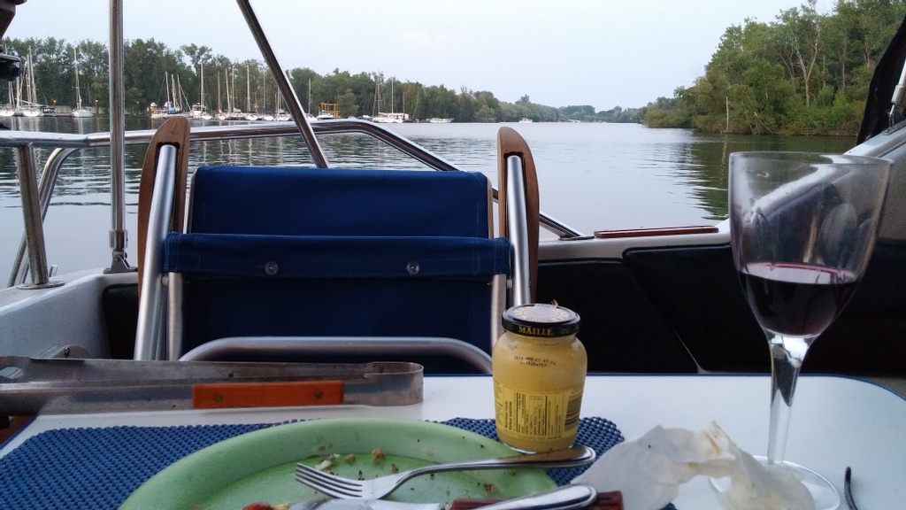 1986 Chris Craft boat for sale, model of the boat is Scorpion Aft Cabin & Image # 11 of 28