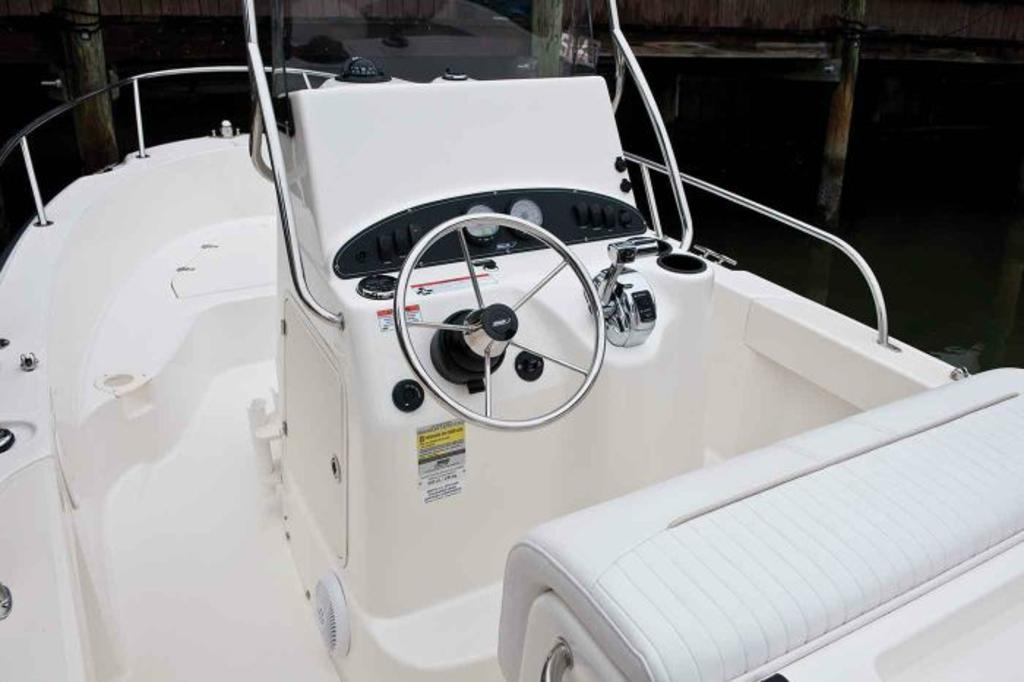 2019 Boston Whaler boat for sale, model of the boat is 190 Outrage & Image # 3 of 4