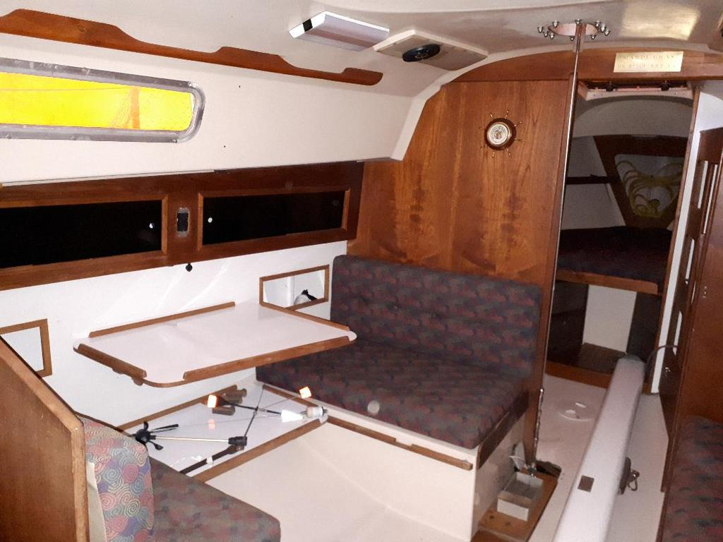 1974 C & C boat for sale, model of the boat is C & C 30 Mk I & Image # 4 of 11