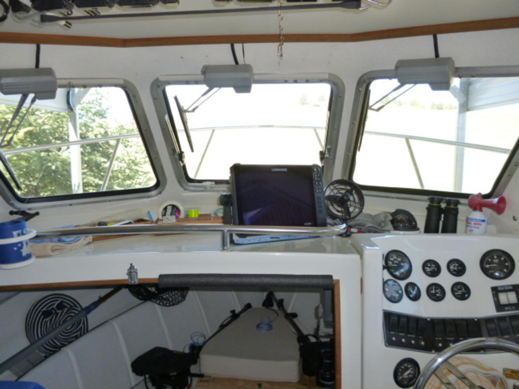 1999 Skagit Orca boat for sale, model of the boat is 27XLC & Image # 6 of 27