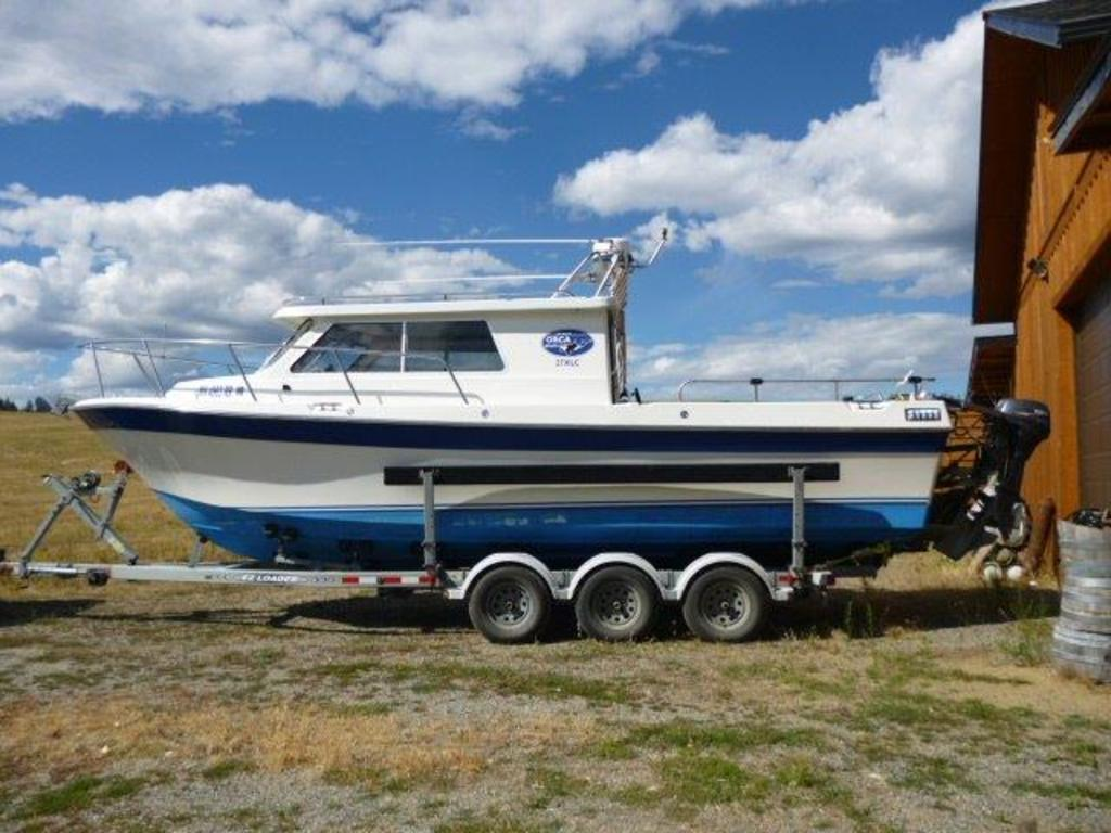1999 Skagit Orca boat for sale, model of the boat is 27XLC & Image # 1 of 27