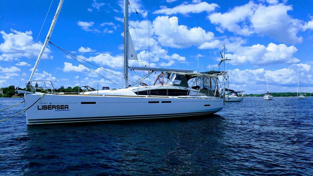 2012 Jeanneau boat for sale, model of the boat is SUN ODYSSEY 44DS & Image # 1 of 36