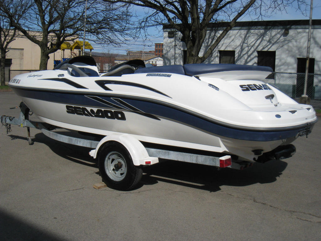 2001 Sea Doo Sportboat boat for sale, model of the boat is CHALLENGER & Image # 20 of 24