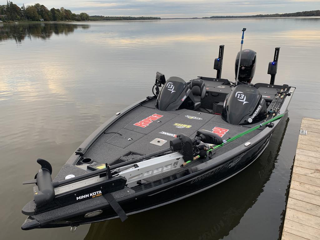 2019 Lund boat for sale, model of the boat is 1875 Pro-V Bass & Image # 5 of 10