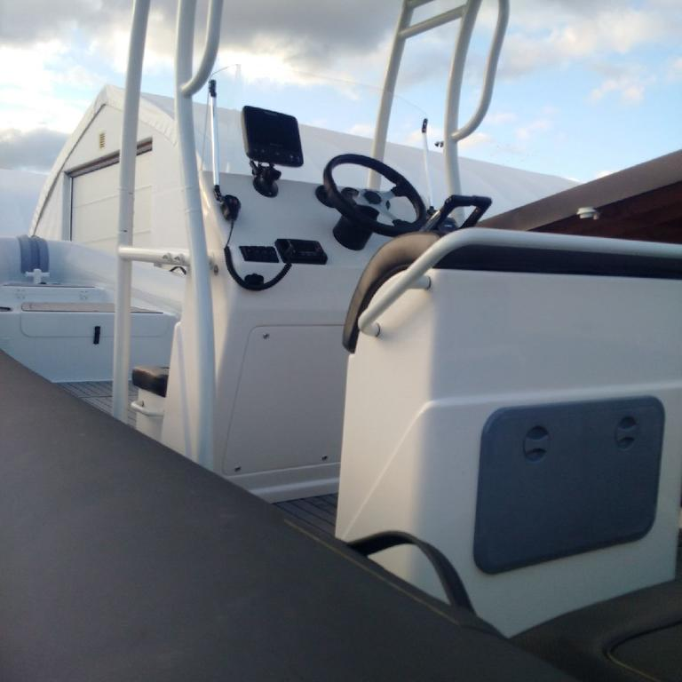 2018 Highfield boat for sale, model of the boat is Patrol 760 & Image # 2 of 3