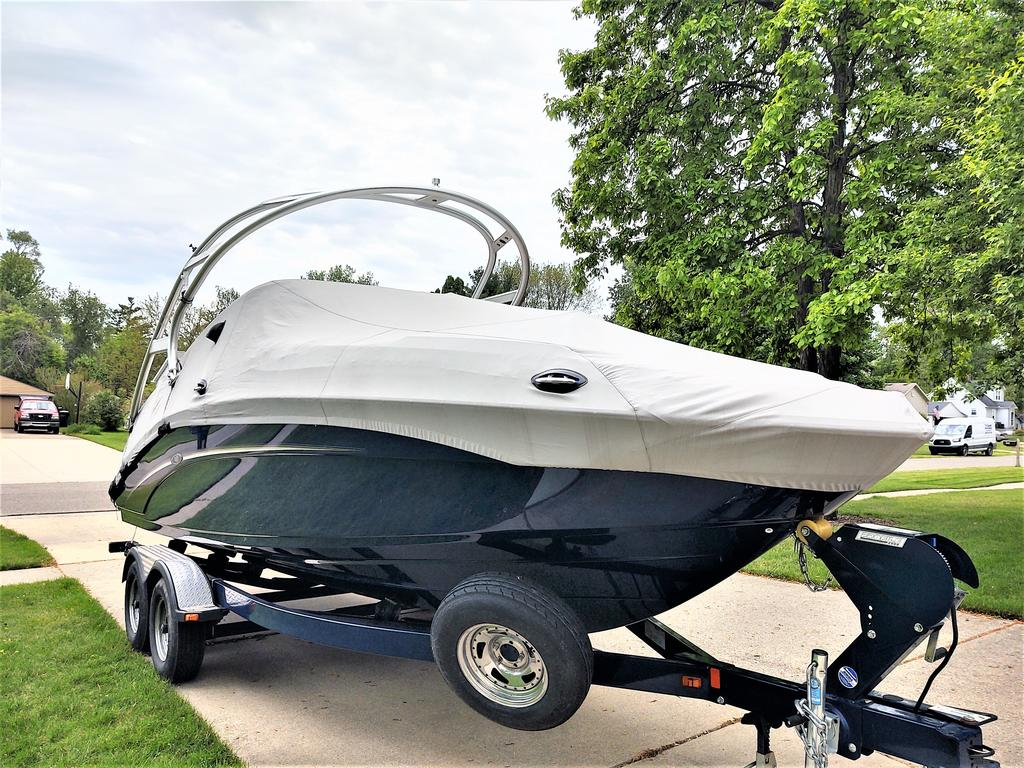 2014 Yamaha boat for sale, model of the boat is 242 Limited S & Image # 39 of 46