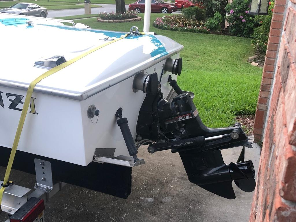 1988 Donzi boat for sale, model of the boat is 18 2   3 & Image # 8 of 9