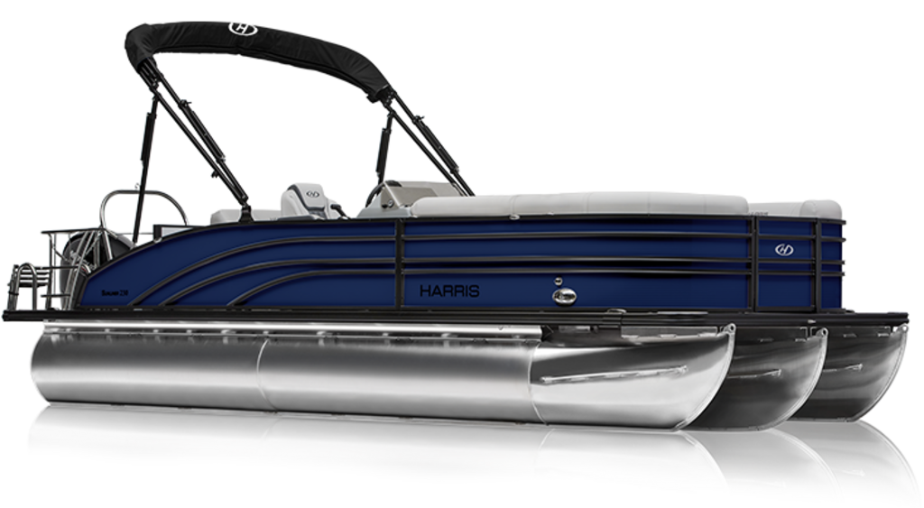 2021 Harris boat for sale, model of the boat is SUNLINER 210 & Image # 1 of 1