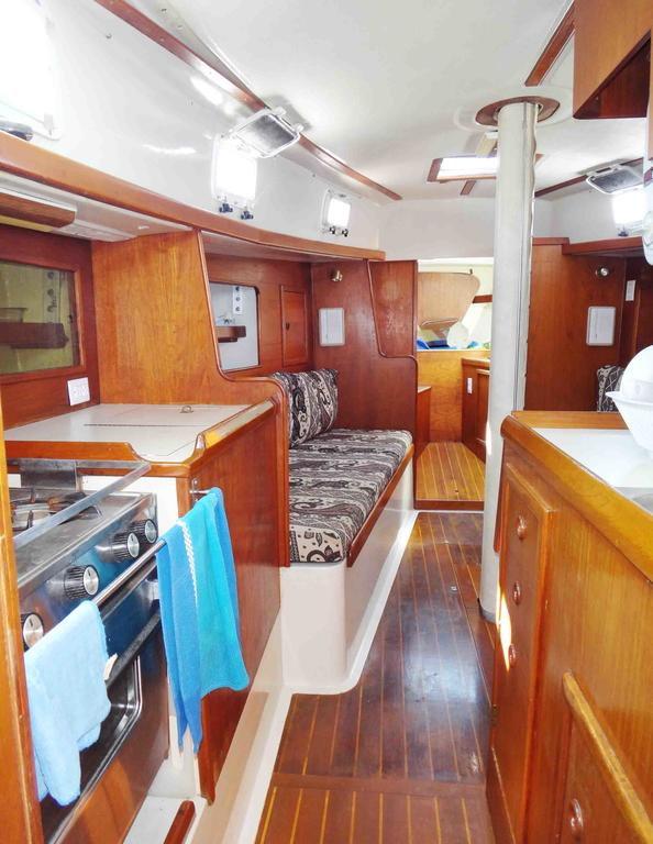 1981 Niagara boat for sale, model of the boat is 35 MkI Sloop & Image # 14 of 18