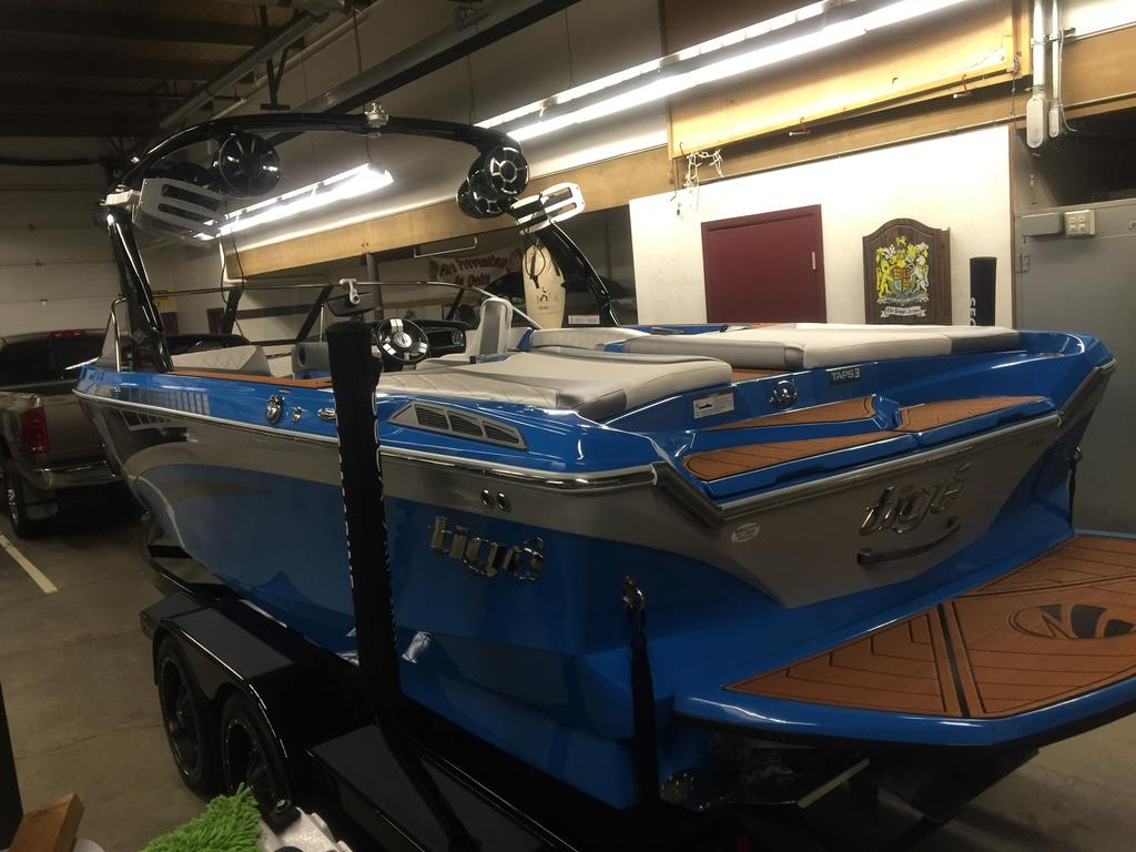 2016 Tige boat for sale, model of the boat is Z3 & Image # 4 of 6