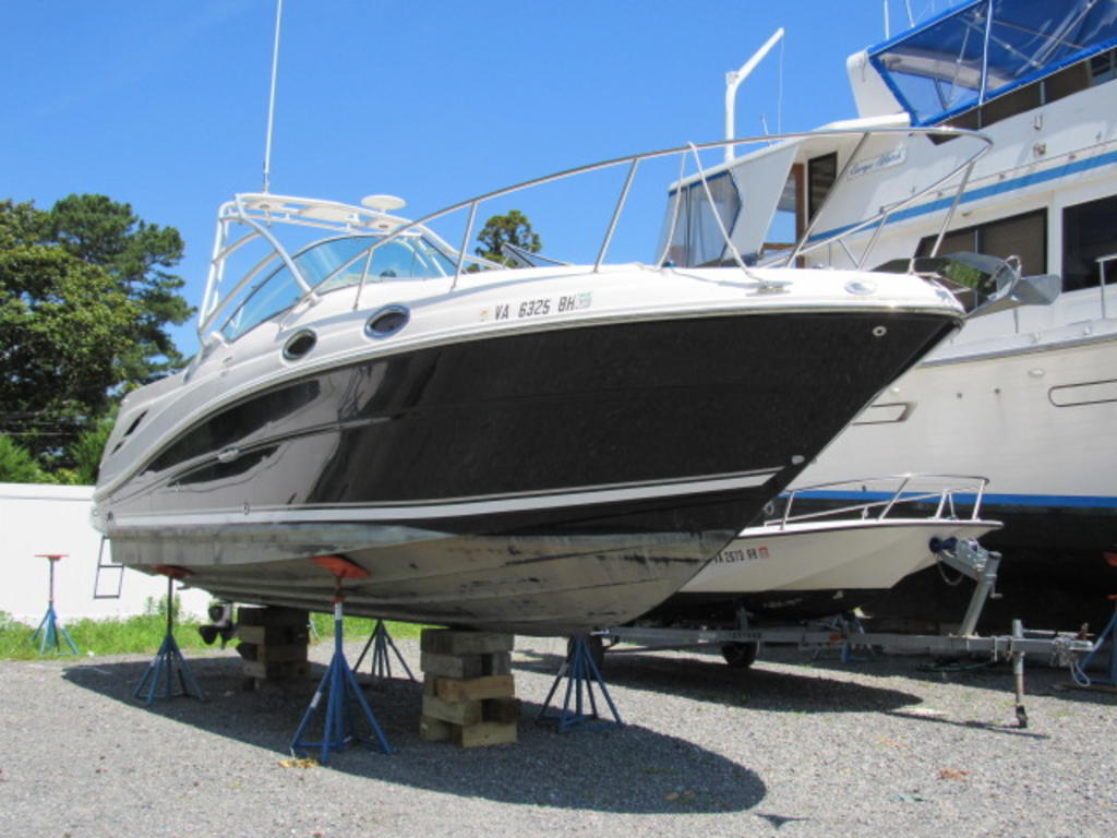 2006 Sea Ray boat for sale, model of the boat is 270 Amberjack & Image # 2 of 48