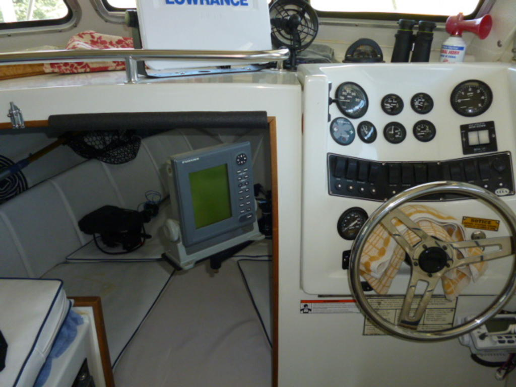 1999 Skagit Orca boat for sale, model of the boat is 27XLC & Image # 25 of 27