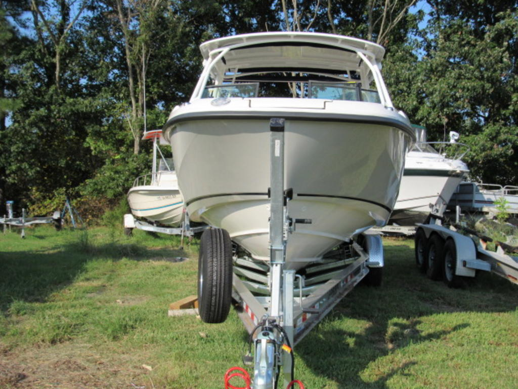 2019 Boston Whaler boat for sale, model of the boat is 270 Vantage & Image # 3 of 22