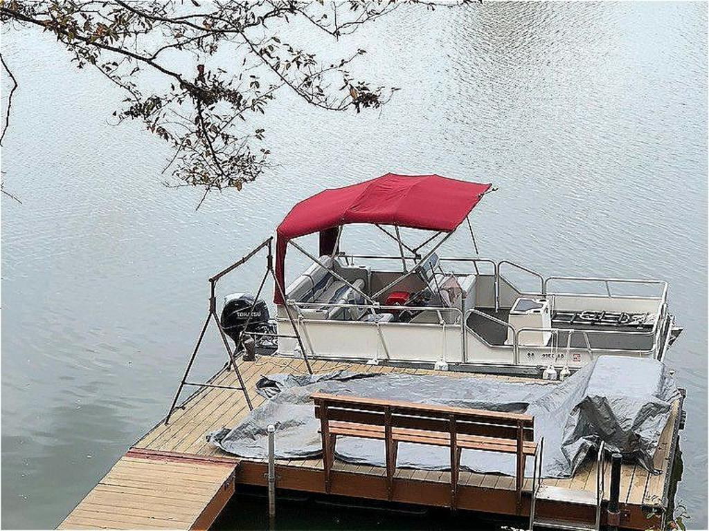 1989 Lowe boat for sale, model of the boat is RESTORED - ALL NEW WITH 40 HP, WITH TRAILER AND BOAT COVER & Image # 2 of 9