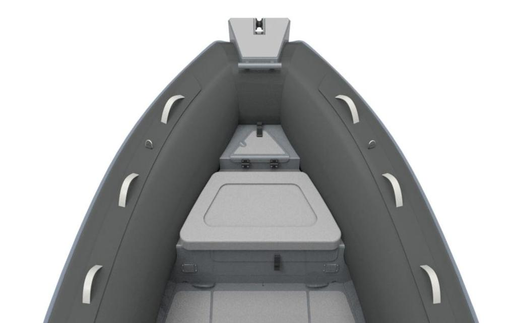 2018 Highfield boat for sale, model of the boat is Ocean Master 500 Deluxe & Image # 4 of 5