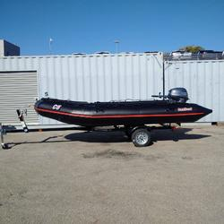 2018 ZODIAC BOMBARD C 5 for sale