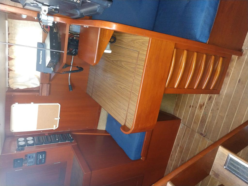 1984 Hallberg-Rassy boat for sale, model of the boat is 38 & Image # 6 of 8