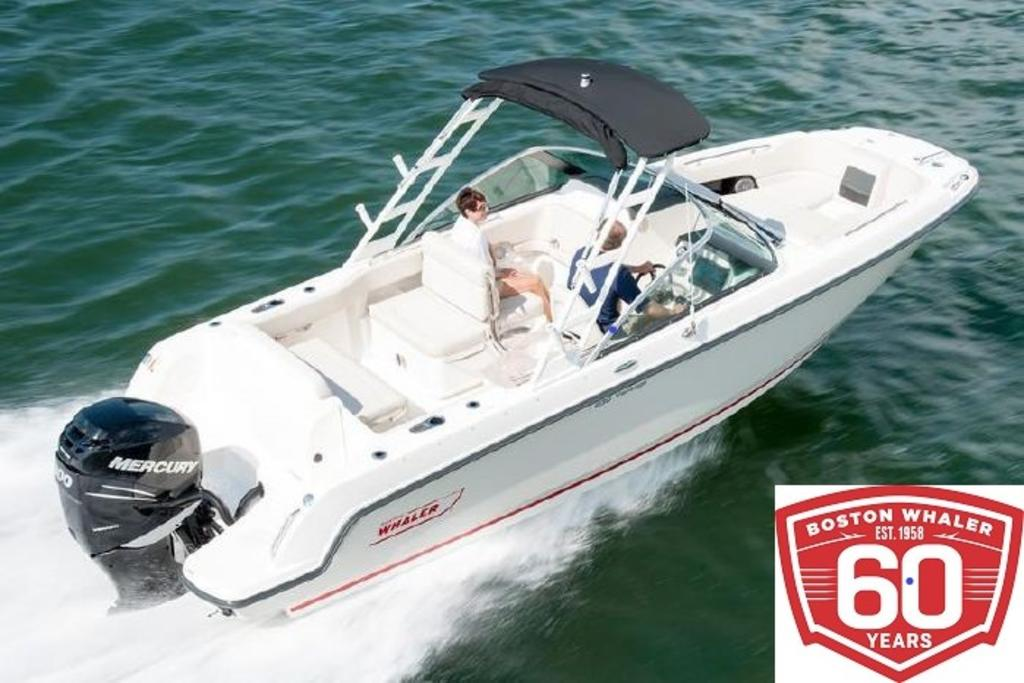 2019 Boston Whaler boat for sale, model of the boat is 230 Vantage & Image # 1 of 1