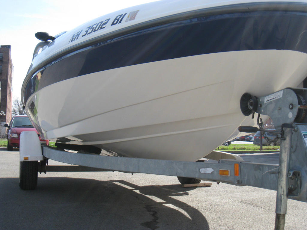 2001 Sea Doo Sportboat boat for sale, model of the boat is CHALLENGER & Image # 24 of 24