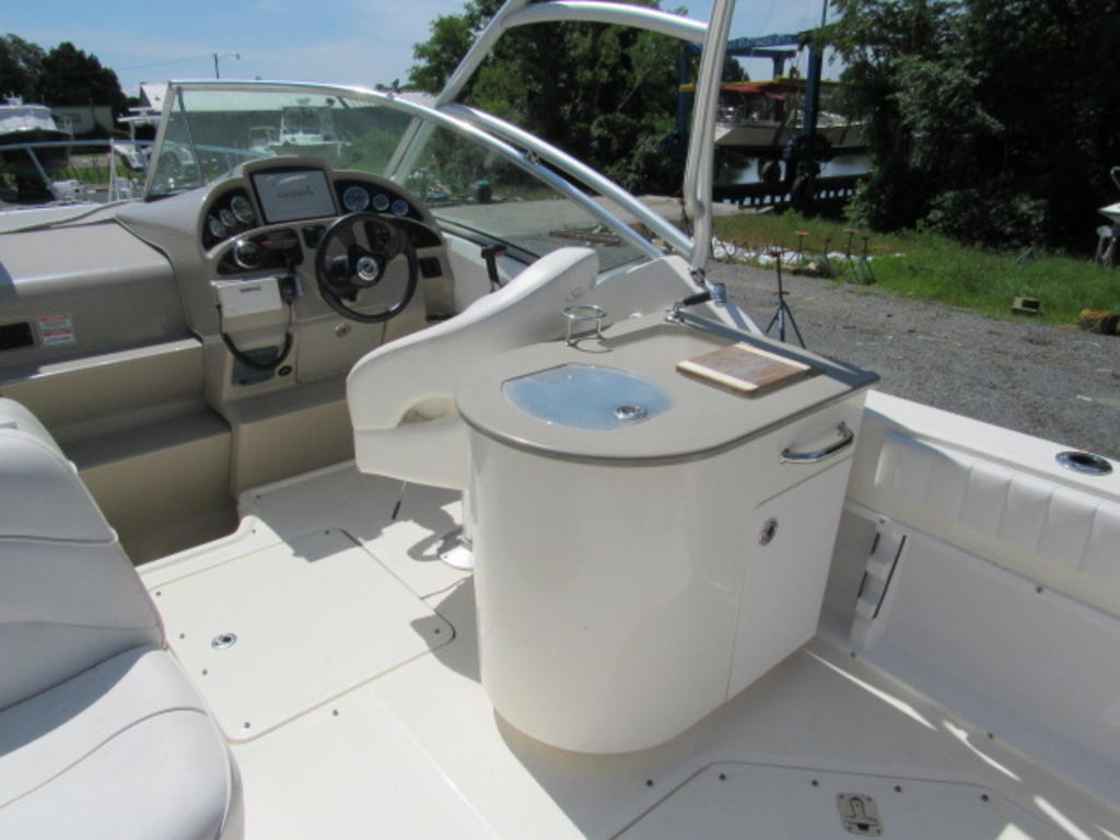 2006 Sea Ray boat for sale, model of the boat is 270 Amberjack & Image # 13 of 48