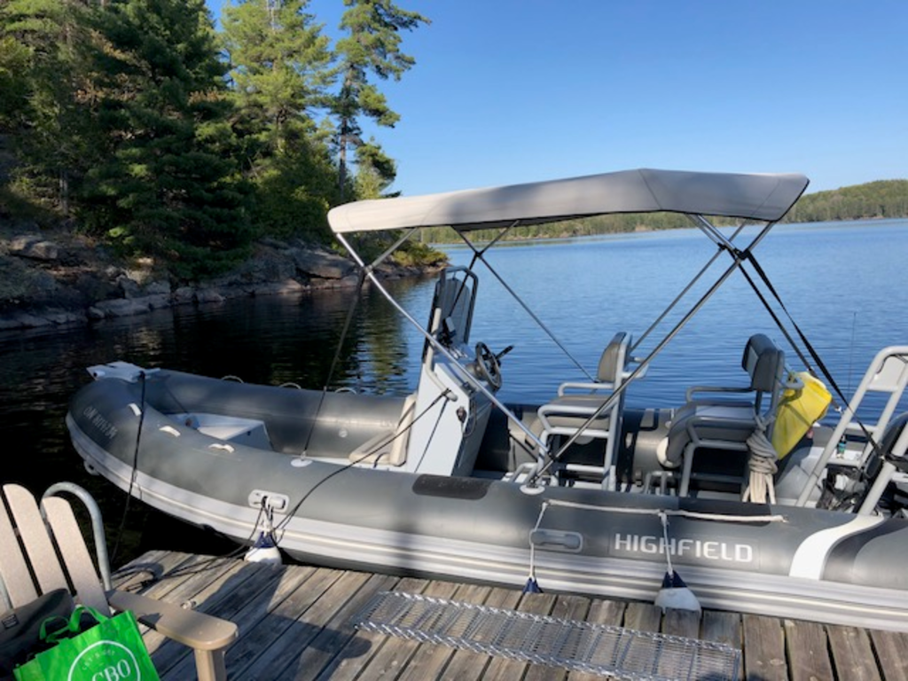 For Sale: 2015 Highfield Om 590 T 19ft<br/>Co2 Inflatable Boats - Oakville