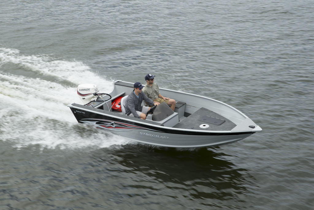 2016 Starcraft boat for sale, model of the boat is Select 160 & Image # 1 of 5