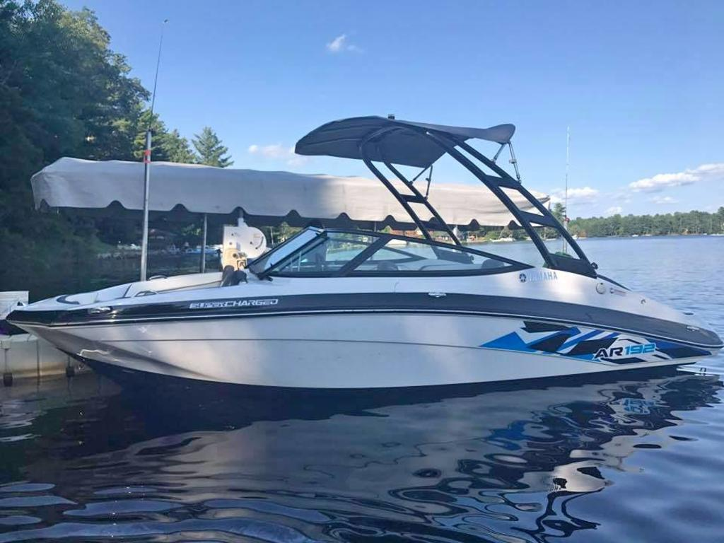 2016 Yamaha boat for sale, model of the boat is AR192 & Image # 1 of 7