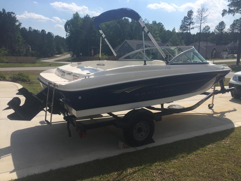 2010 Bayliner boat for sale, model of the boat is BR175 & Image # 3 of 4
