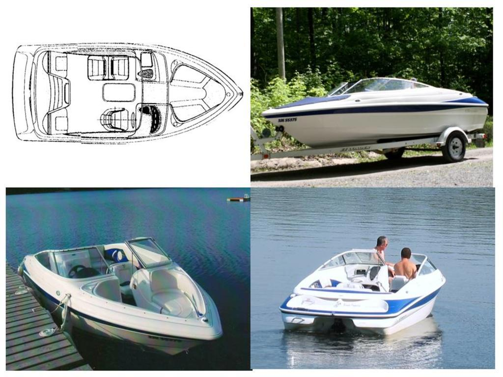 2002 Campion boat for sale, model of the boat is Allante S565i Bowrider & Image # 1 of 1