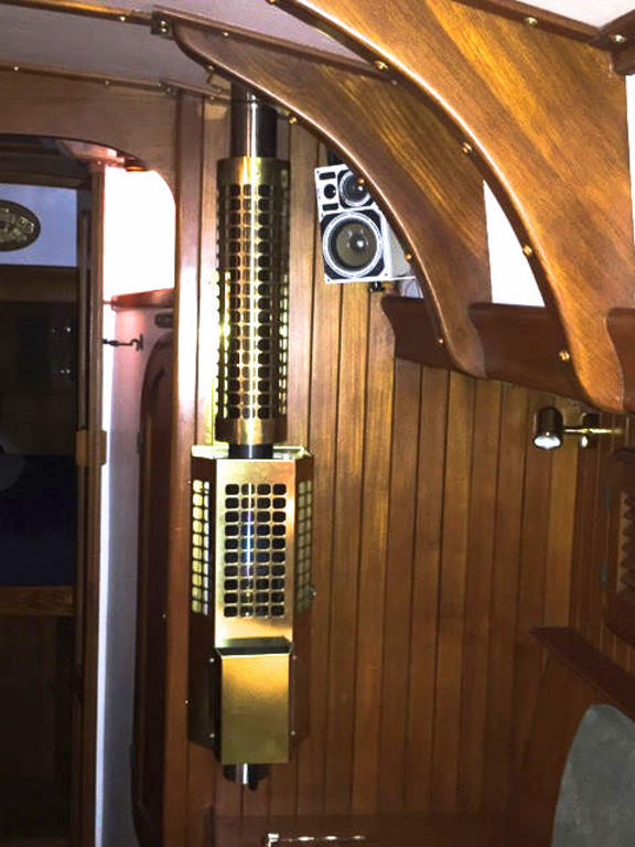 1984 Union boat for sale, model of the boat is 36 Cutter & Image # 12 of 21