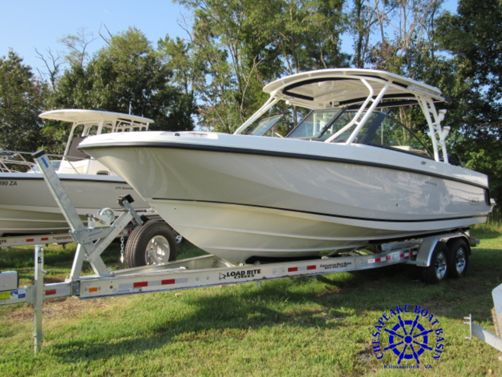 2019 Boston Whaler boat for sale, model of the boat is 270 Vantage & Image # 1 of 22