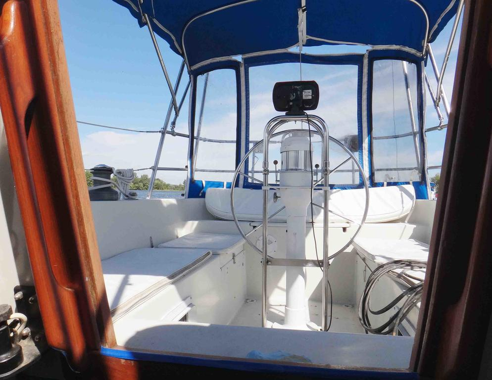 1981 Niagara boat for sale, model of the boat is 35 MkI Sloop & Image # 3 of 18