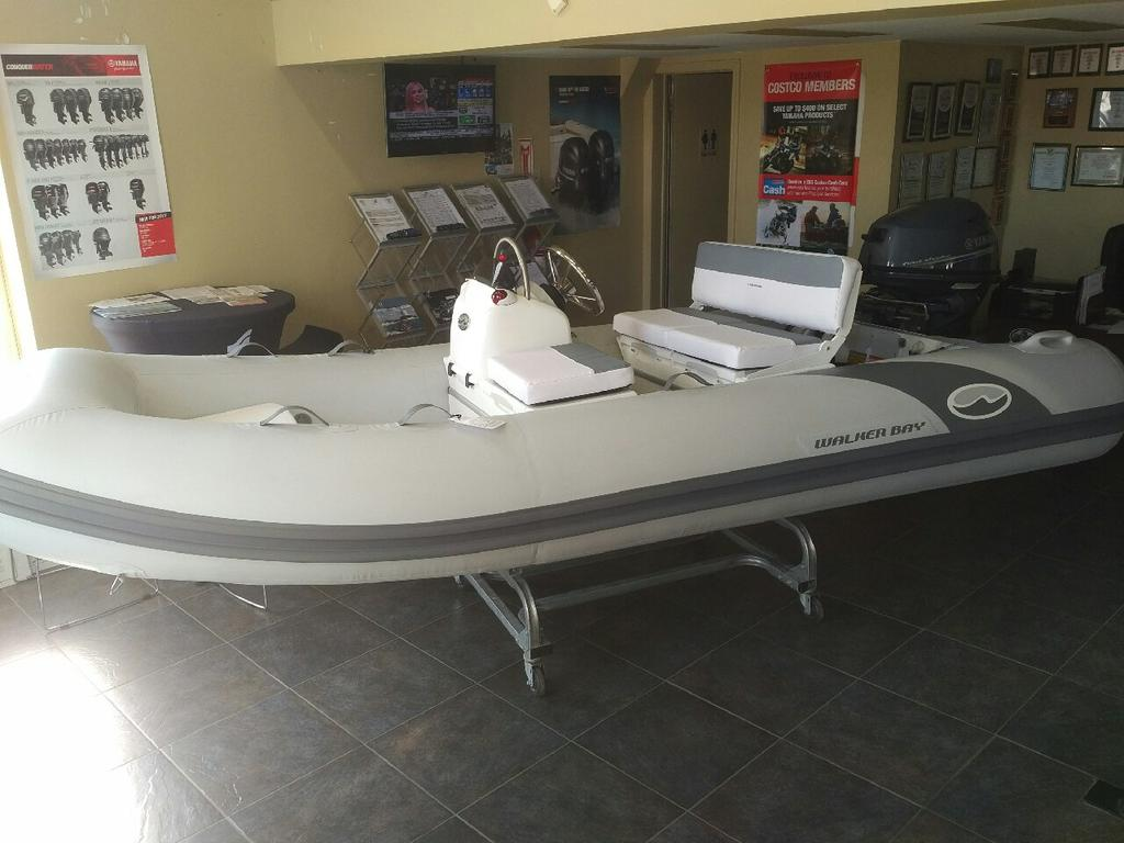 For Sale: 2018 Walker Bay 365 Dlx 12ft<br/>Co2 Inflatable Boats - Oakville