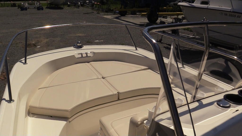 2019 Boston Whaler boat for sale, model of the boat is 170 Montauk & Image # 17 of 24