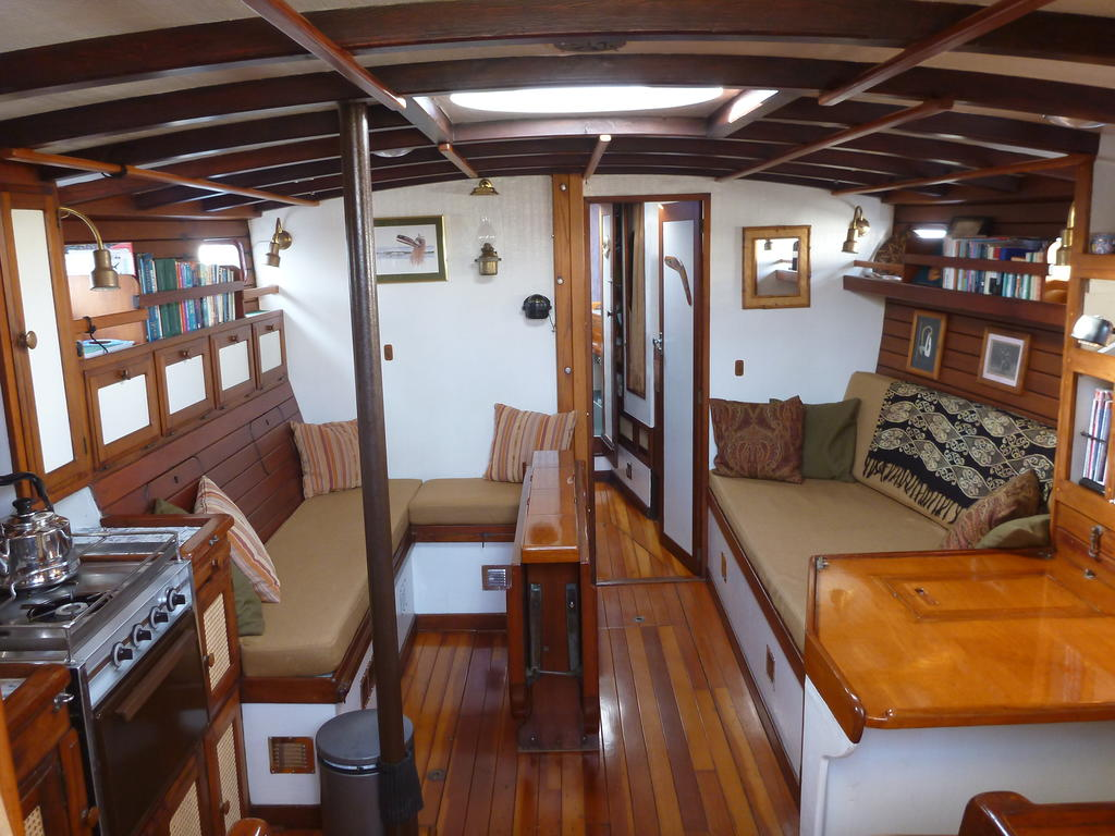 1975 Custom boat for sale, model of the boat is Flush deck & Image # 7 of 11