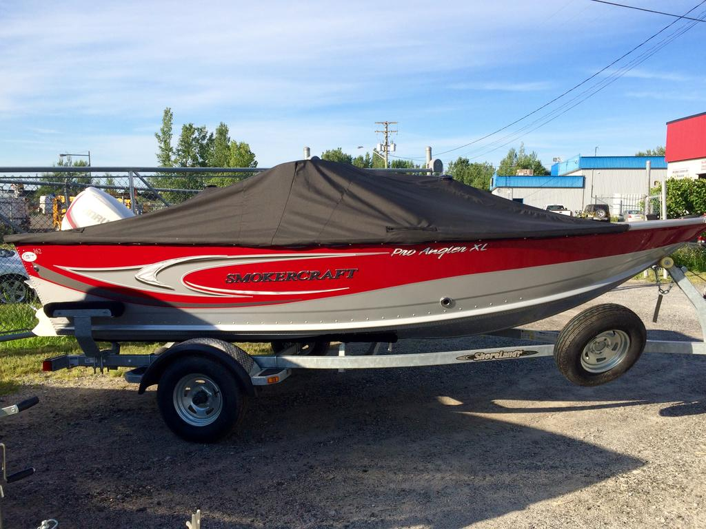 2016 Smoker Craft boat for sale, model of the boat is Pro Angler 162 XL & Image # 1 of 9