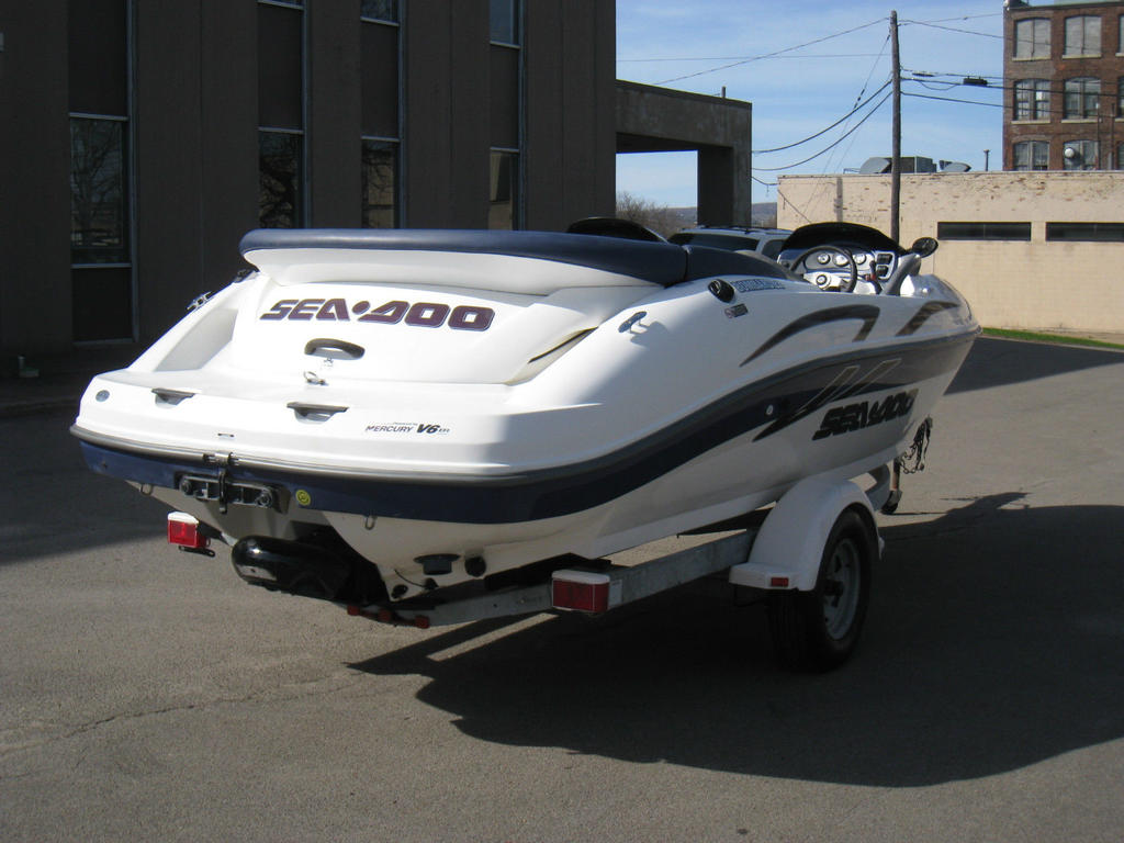 2001 Sea Doo Sportboat boat for sale, model of the boat is CHALLENGER & Image # 21 of 24