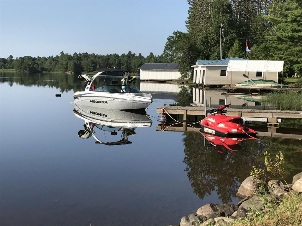 2014 Moomba boat for sale, model of the boat is Mobius LSV & Image # 1 of 16