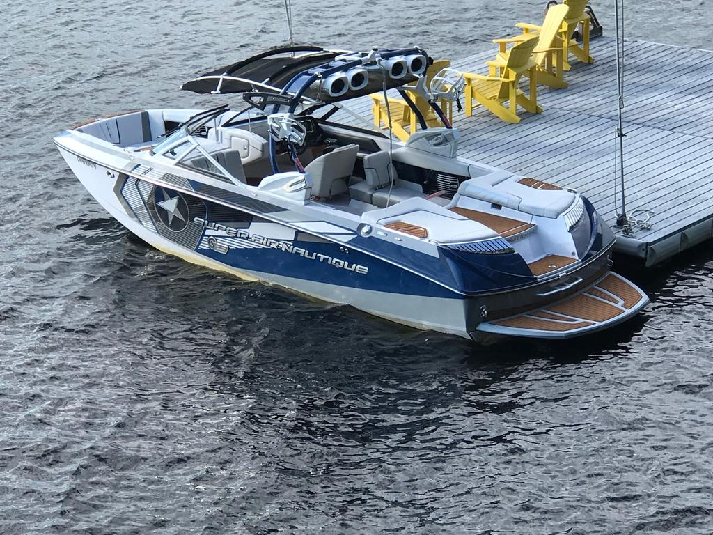 2013 Nautique boat for sale, model of the boat is Super Air Nautique G23 Team Edition & Image # 5 of 14