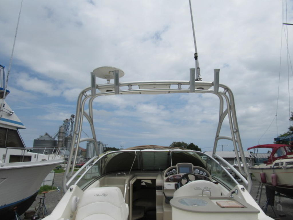 2006 Sea Ray boat for sale, model of the boat is 270 Amberjack & Image # 17 of 48