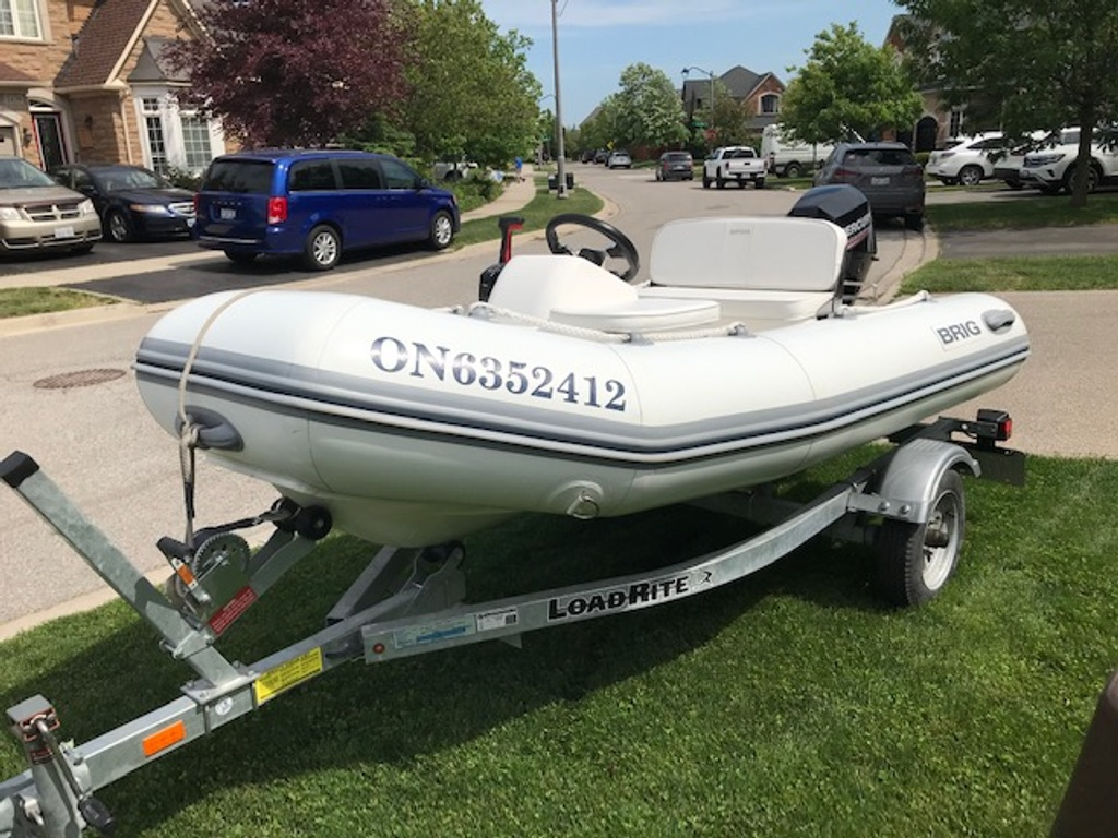 2015 Brig boat for sale, model of the boat is Falcon 330 & Image # 2 of 6