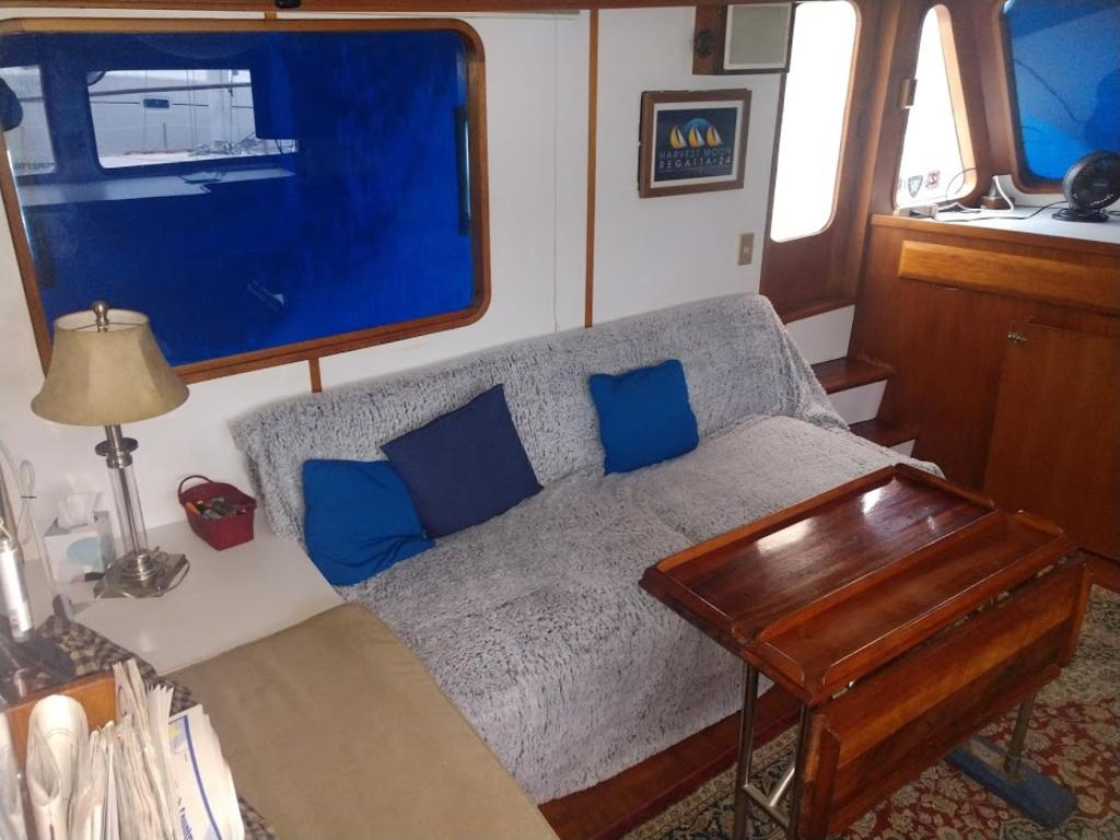 1981 Defever boat for sale, model of the boat is 44 & Image # 4 of 12